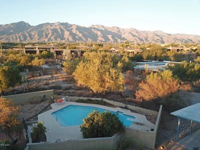 Tucson Single Family Home For Sale: 4520 N Avenida De Paz