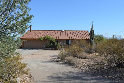 Tucson Single Family Home For Sale: 6170 W Hidden Hills Place