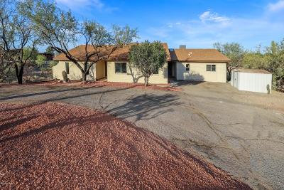 Tucson Single Family Home Active Contingent: 7905 N 1st Avenue