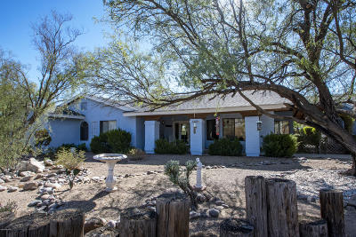 Tucson Single Family Home Active Contingent: 2991 N Melpomene Way