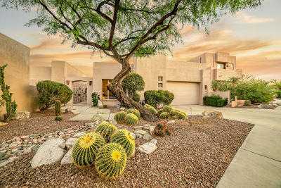 Tucson Single Family Home For Sale: 6562 E Ventana Crest Place