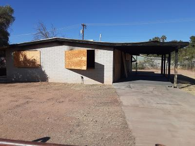 Tucson Single Family Home Active Contingent: 3531 E 23rd Street