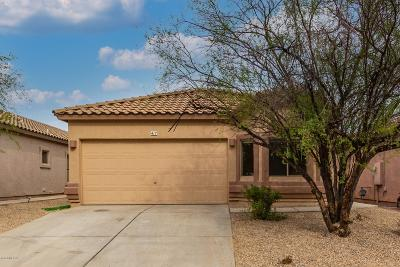 Sahuarita Single Family Home Active Contingent: 417 E Camino Limon Verde