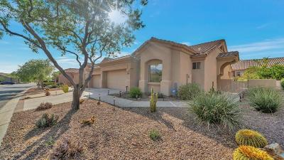 Oro Valley Townhouse For Sale: 13401 N Rancho Vistoso Boulevard #186
