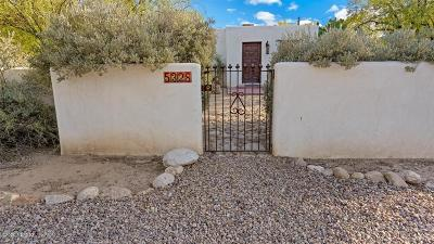 Tucson Single Family Home For Sale: 5328 E Fort Lowell Road