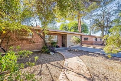 Tucson Single Family Home For Sale: 6012 E Eli Drive