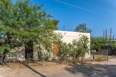 Tucson Single Family Home For Sale: 714 N Alder Avenue