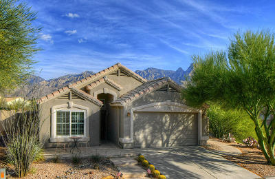 Oro Valley Single Family Home Active Contingent: 11792 N Labyrinth Drive