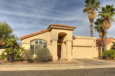 Tucson Single Family Home For Sale: 7847 E Marquise Drive