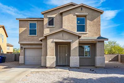 Tucson Single Family Home Active Contingent: 5617 S Monrovia Avenue
