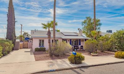 Tucson Single Family Home Active Contingent: 4636 E 8th Street