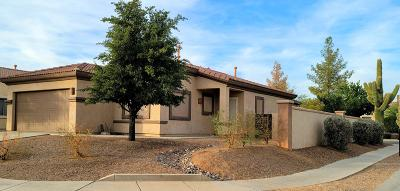 Sahuarita Single Family Home Active Contingent: 157 E Corte Rancho Bonito