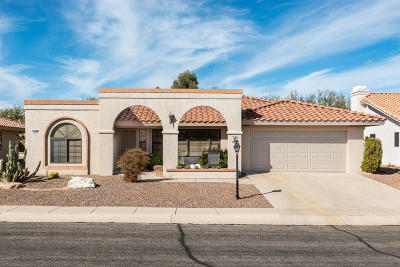 Oro Valley Single Family Home For Sale: 1389 E Bright Angel Drive