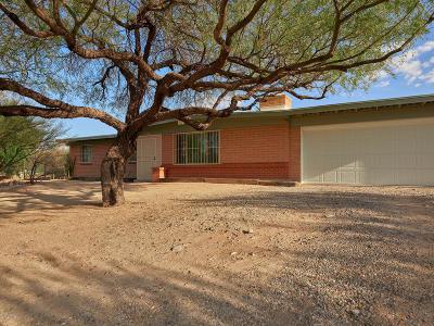Tucson Single Family Home Active Contingent: 1328 S Avenida Conalea