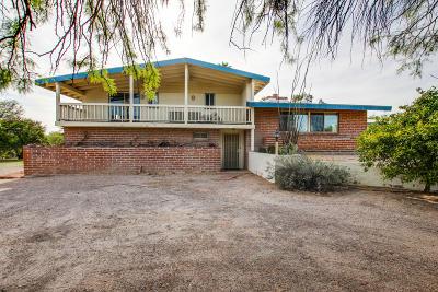 Tucson Single Family Home For Sale: 1811 W Vista Lejos