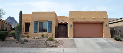 Marana Single Family Home For Sale: 7821 N Blakey Lane