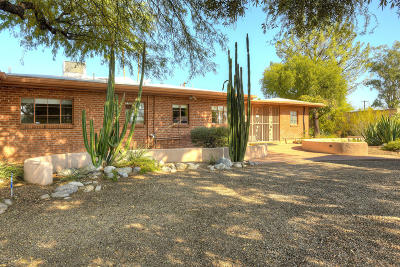 Tucson Single Family Home For Sale: 5731 E North Wilshire