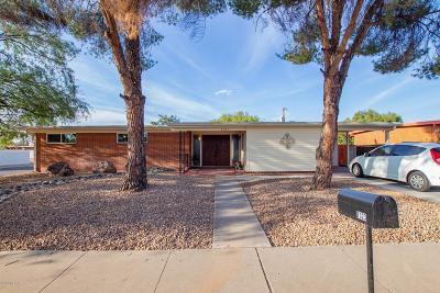 Tucson Single Family Home For Sale: 7323 E Calle Cuernavaca