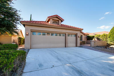 Tucson Single Family Home For Sale: 37888 S Blackfoot Drive