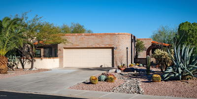 Tucson Townhouse Active Contingent: 5356 N Fort Yuma Trail