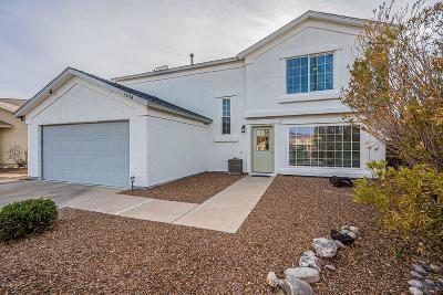 Tucson Single Family Home For Sale: 8274 S Placita Del Barquero