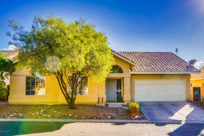 Tucson Single Family Home Active Contingent: 3761 W Spinnaker Lane