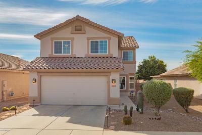 Tucson Single Family Home For Sale: 2631 W Desert Brook Court