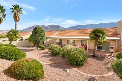 Tucson Single Family Home For Sale: 65540 E Canyon Drive