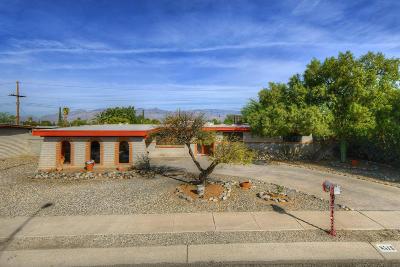 Tucson Single Family Home For Sale: 8513 E 20th Street