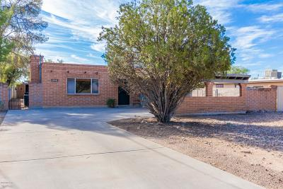 Tucson Single Family Home For Sale: 5616 E Lee Street