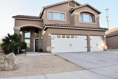 Tucson Single Family Home Active Contingent: 3950 S Rocky Peak Court