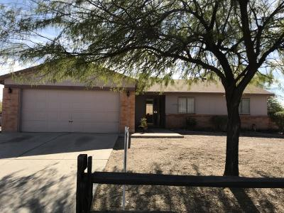 Tucson Single Family Home Active Contingent: 1595 W Calle Guadalajara