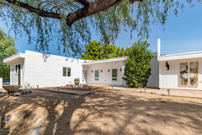 Tucson Single Family Home For Sale: 11848 E Wagon Trail Road