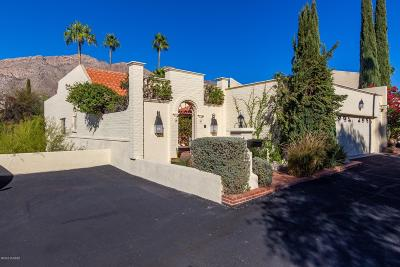 Tucson Townhouse Active Contingent: 4751 E Country Villa Drive