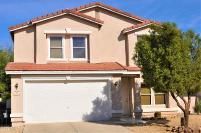 Sahuarita Single Family Home For Sale: 331 E Atlas Cedar Place