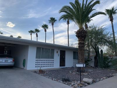 Tucson Townhouse For Sale: 2 S Azurite Drive