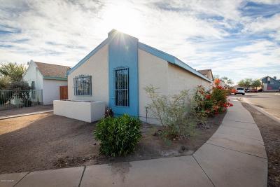 Tucson Single Family Home For Sale: 243 W Melridge Street