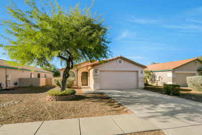 Oro Valley Single Family Home For Sale: 12213 N Brightridge Drive