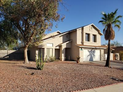 Tucson Single Family Home For Sale: 4971 W Condor Drive