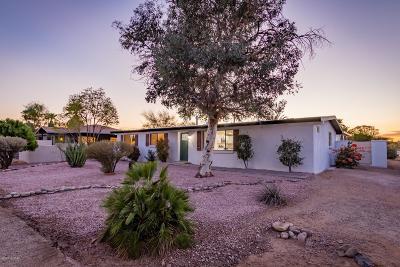 Tucson Single Family Home For Sale: 129 N Columbus Boulevard