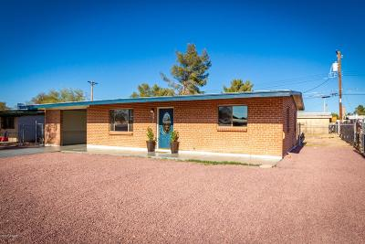 Tucson Single Family Home For Sale: 3719 E Frankfort Stravenue