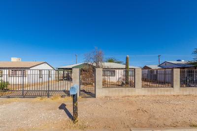 Tucson Single Family Home For Sale: 3249 E Silverlake Road