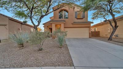 Oro Valley Single Family Home Active Contingent: 12827 N Bloomington Loop