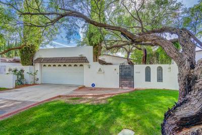 Tucson Condo For Sale: 7116 E Sabino Vista Ci Circle E