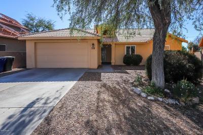 Tucson Single Family Home For Sale: 8337 S Via Tormentosa
