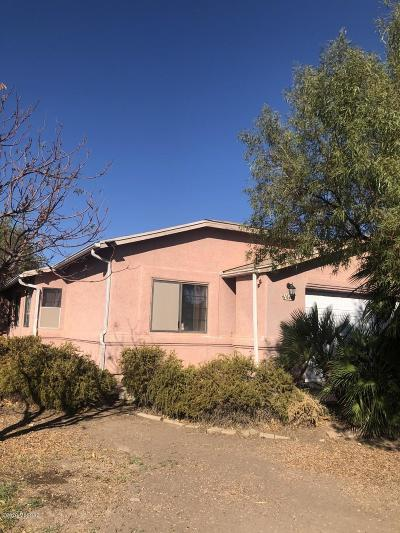 Tucson Single Family Home For Sale: 1610 W Houchin Way