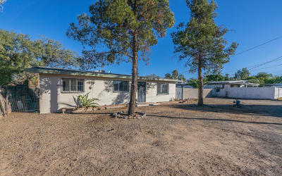 Tucson Single Family Home For Sale: 3121 E Greenlee Road