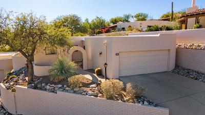 Tucson Townhouse For Sale: 5652 E Paseo De La Tirada