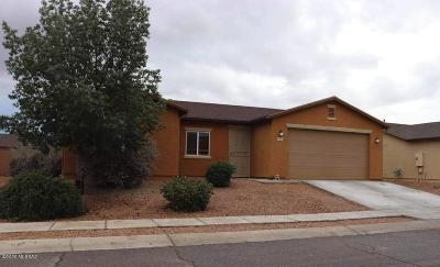 Tucson Single Family Home For Sale: 8375 W Shearwater Drive