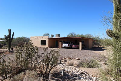 Tucson Single Family Home For Sale: 8225 N Venus Court